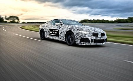 BMW M8 Prototype: Munich Forecasts New Peak Performer at Nurburgring