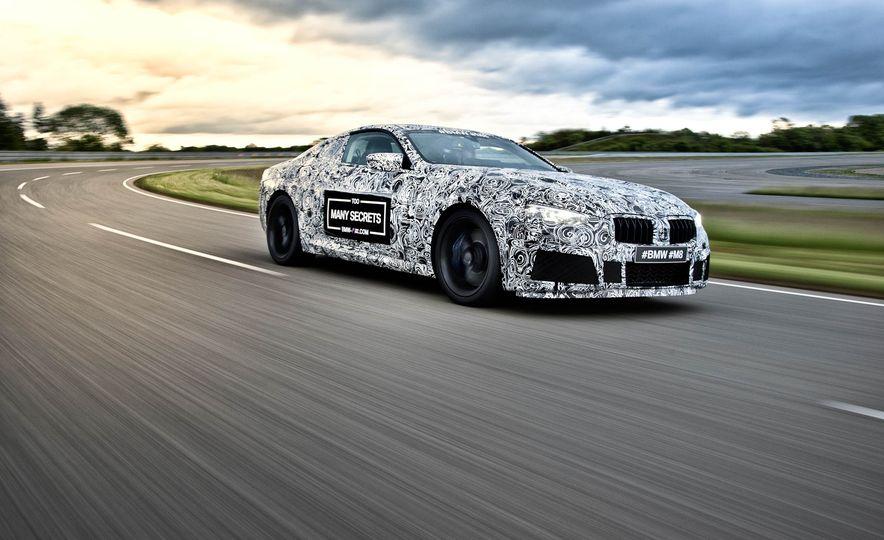 BMW M8 Villa d'Este concept - Slide 3