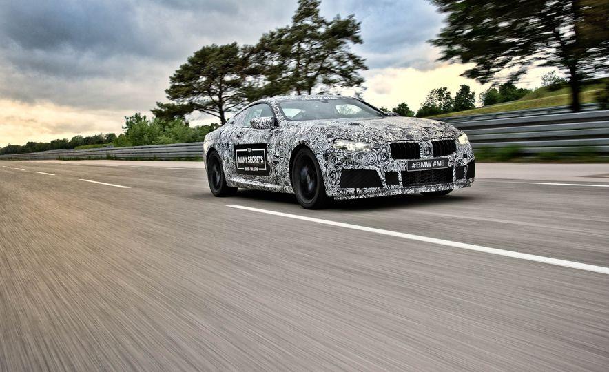 BMW M8 Villa d'Este concept - Slide 4