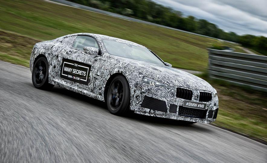 BMW M8 Villa d'Este concept - Slide 5