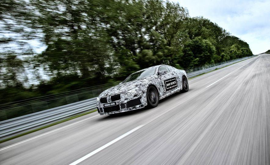 BMW M8 Villa d'Este concept - Slide 6