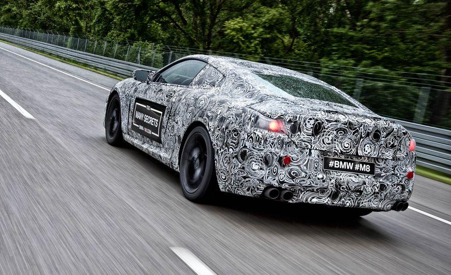 BMW M8 Villa d'Este concept - Slide 7