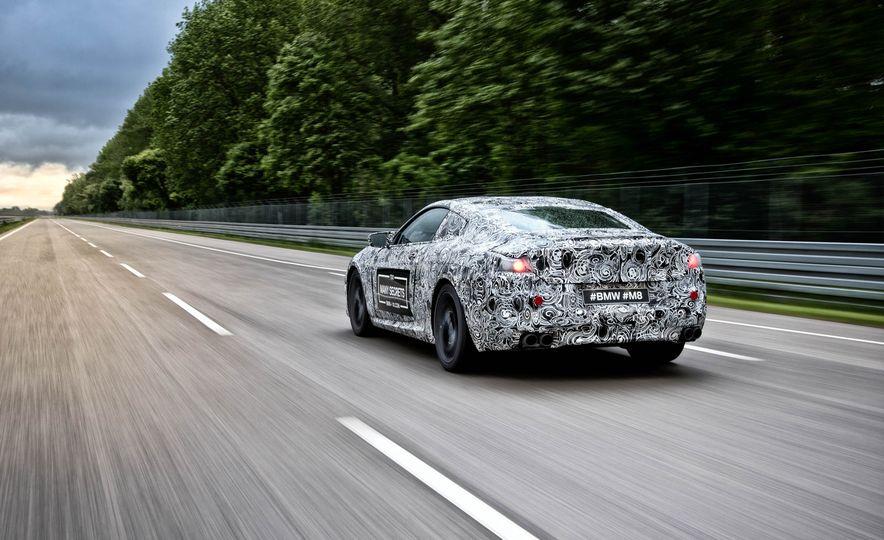 BMW M8 Villa d'Este concept - Slide 8