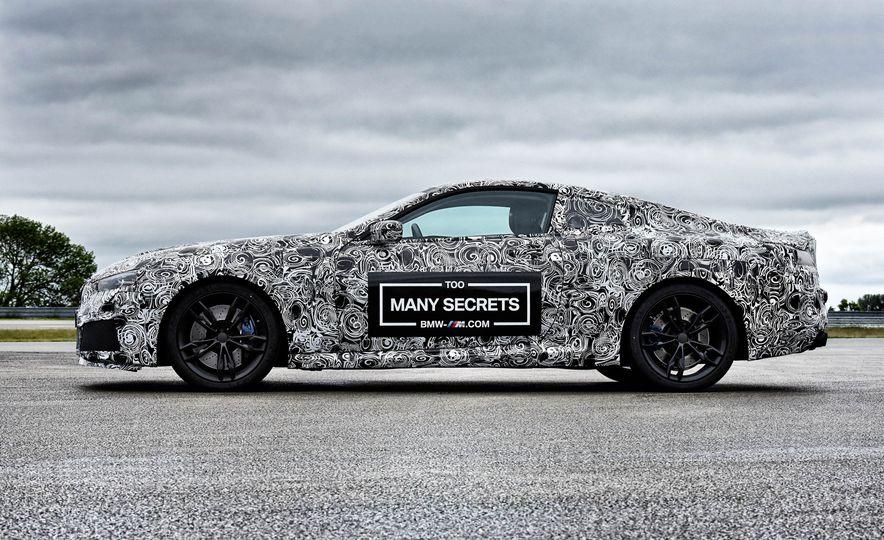 BMW M8 Villa d'Este concept - Slide 10