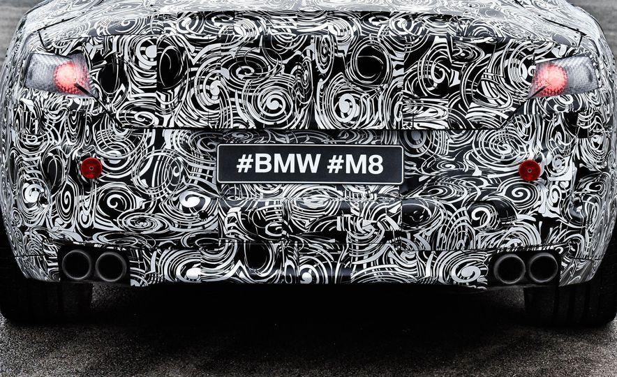 BMW M8 Villa d'Este concept - Slide 14