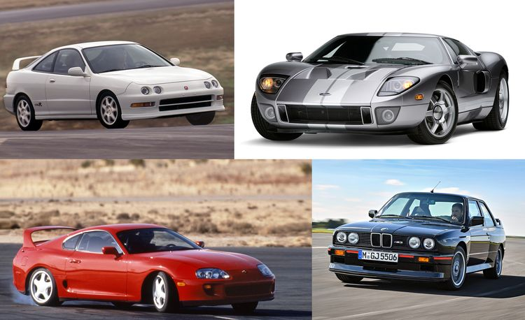 Destiny's Dozen: These 12 Models Will Define the Next Generation of Collector Cars