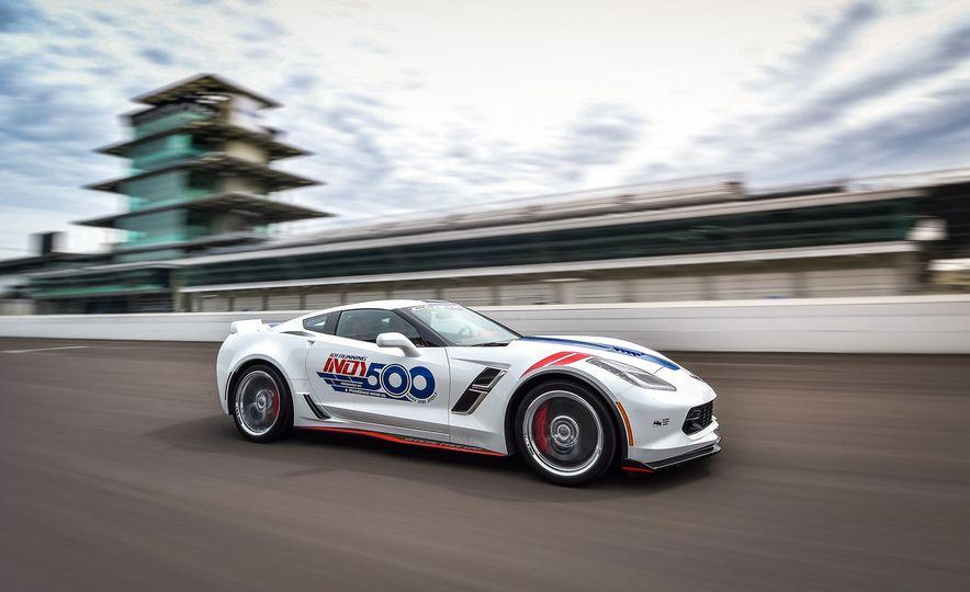 Chevrolet Corvette Grand Sport Indy 500 Pace Car - Slide 2