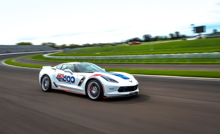 Chevrolet Corvette Grand Sport Indy 500 Pace Car - Slide 3