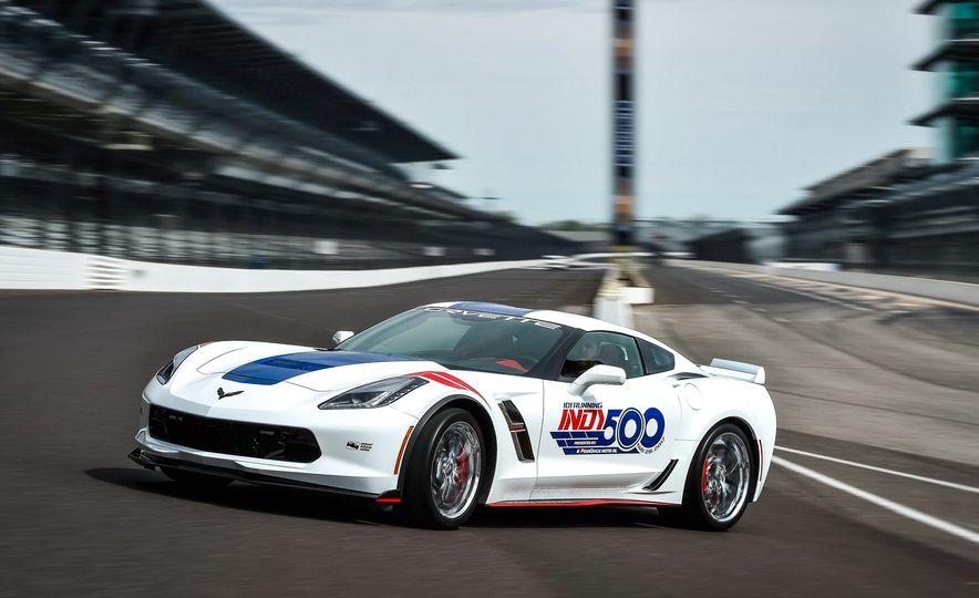 Chevrolet Corvette Grand Sport Indy 500 Pace Car - Slide 4