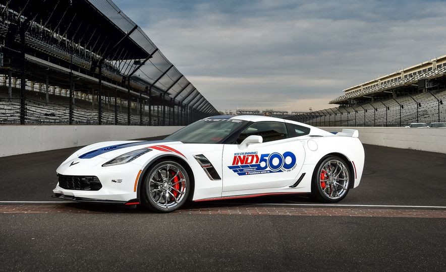 Chevrolet Corvette Grand Sport Indy 500 Pace Car - Slide 6