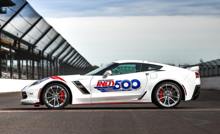 Chevrolet Corvette Grand Sport Indy 500 Pace Car - Slide 7