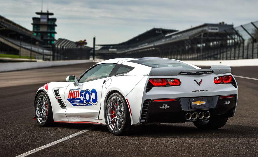 Chevrolet Corvette Grand Sport Indy 500 Pace Car - Slide 8