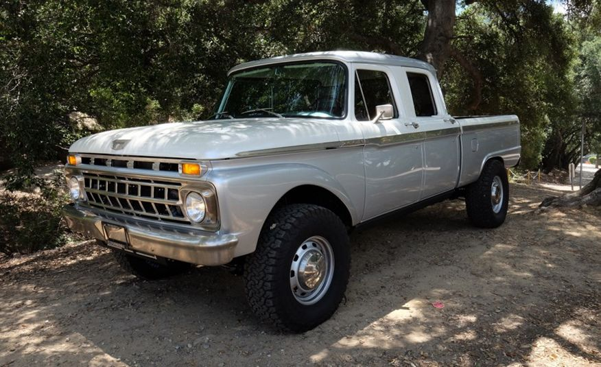 ICON 1965 Ford Crew Cab Reformer Project - Slide 1