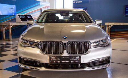 BMW, Intel, and Mobileye Autonomous-Vehicle Partnership Adds Big New Player