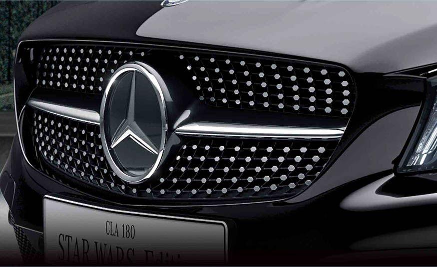 Mercedes-Benz CLA 180 Star Wars Edition - Slide 3