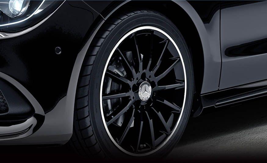 Mercedes-Benz CLA 180 Star Wars Edition - Slide 5