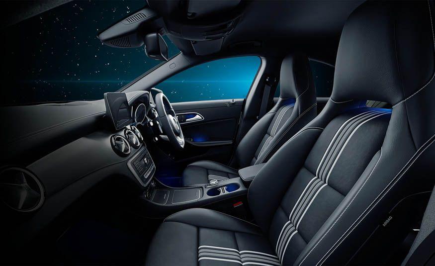 Mercedes-Benz CLA 180 Star Wars Edition - Slide 6