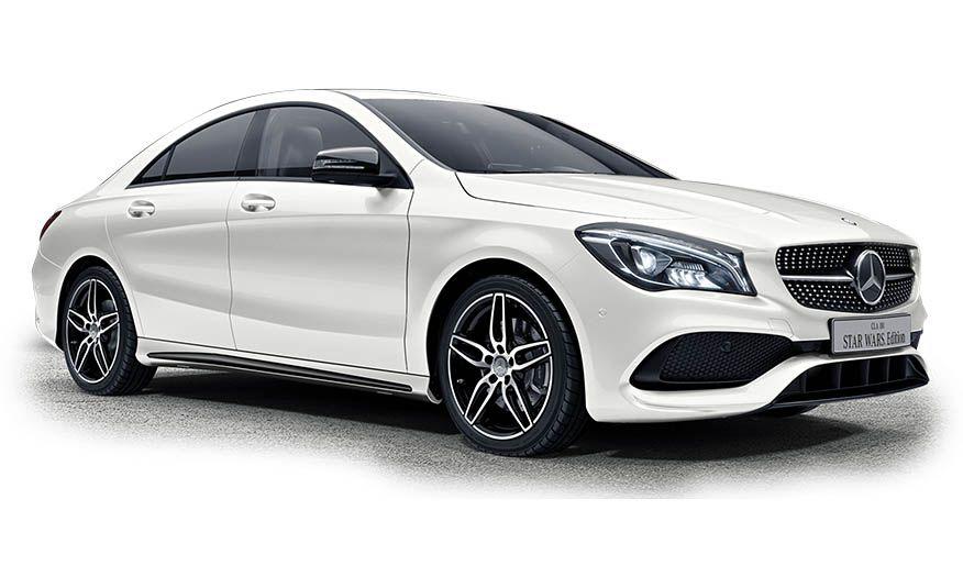 Mercedes-Benz CLA 180 Star Wars Edition - Slide 8