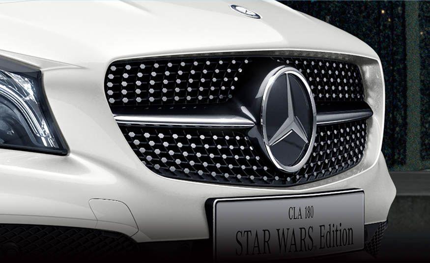 Mercedes-Benz CLA 180 Star Wars Edition - Slide 10