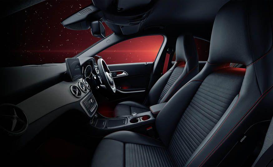Mercedes-Benz CLA 180 Star Wars Edition - Slide 14