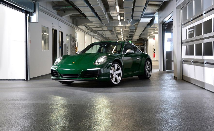 One Million Dreams: This Is the 1,000,000th Porsche 911 - Slide 1