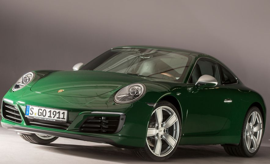 One Million Dreams: This Is the 1,000,000th Porsche 911 - Slide 2