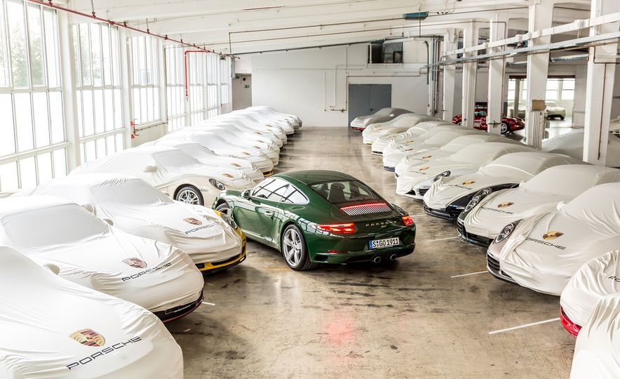 One Million Dreams: This Is the 1,000,000th Porsche 911 - Slide 3