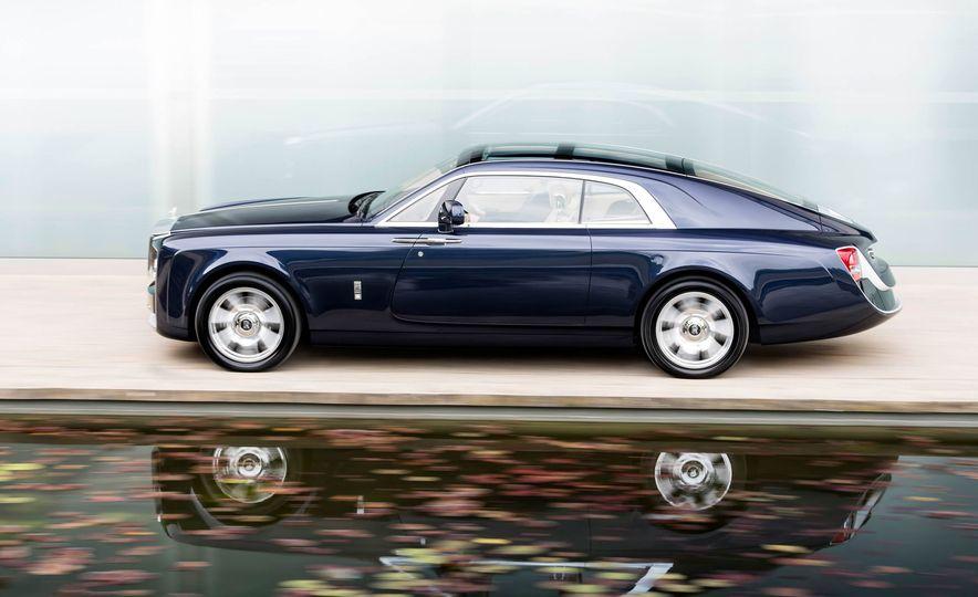 Rolls-Royce Sweptail - Slide 1