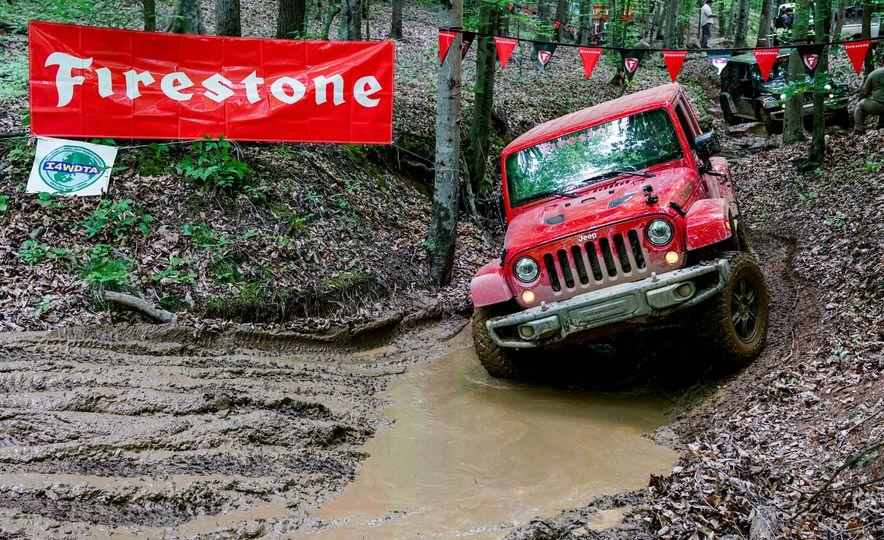 Stalking Bigfoot: We Go Muddin' with Firestone's New Off-Road Tire - Slide 2