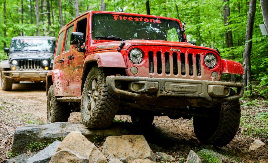 Stalking Bigfoot: We Go Muddin' with Firestone's New Off-Road Tire - Slide 4