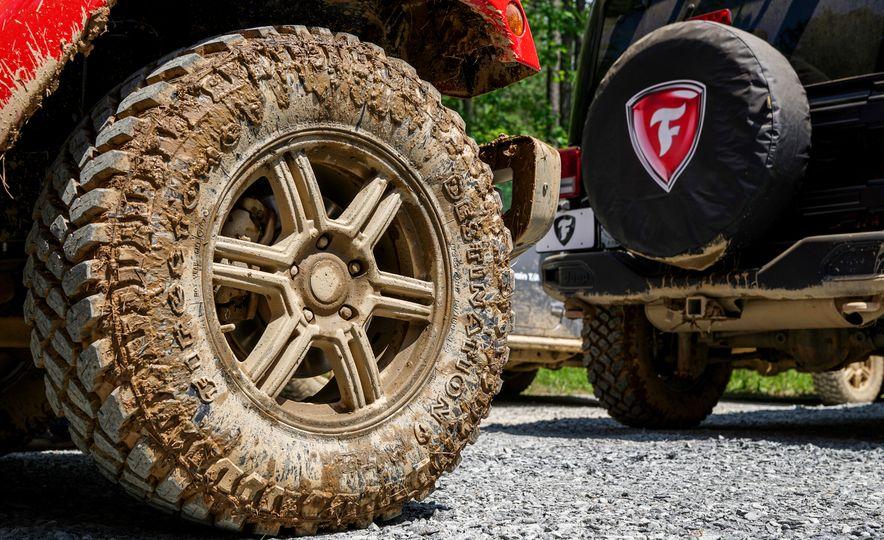 Stalking Bigfoot: We Go Muddin' with Firestone's New Off-Road Tire - Slide 6