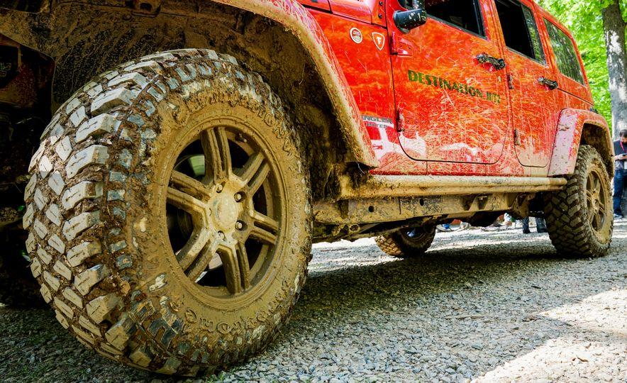 Stalking Bigfoot: We Go Muddin' with Firestone's New Off-Road Tire - Slide 7