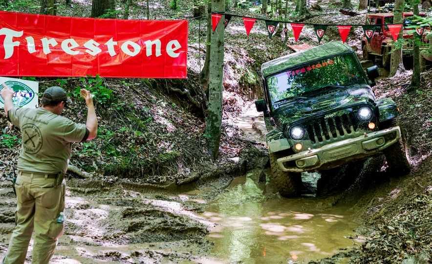 Stalking Bigfoot: We Go Muddin' with Firestone's New Off-Road Tire - Slide 8