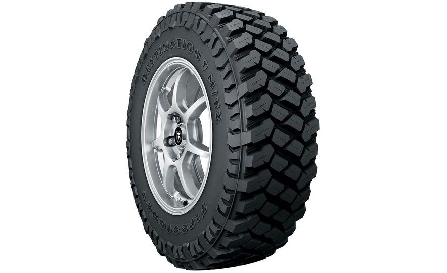 Stalking Bigfoot: We Go Muddin' with Firestone's New Off-Road Tire - Slide 18