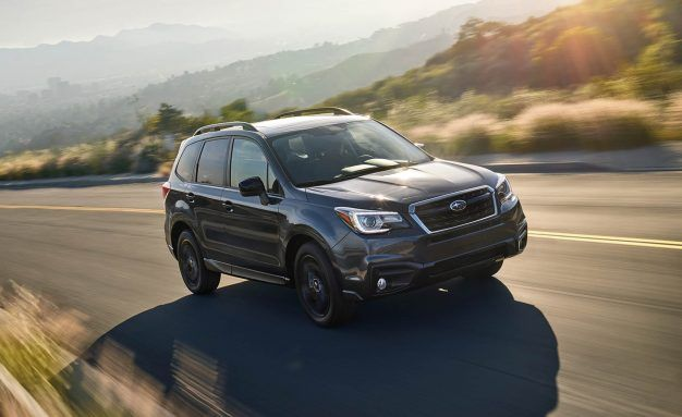 2018 Subaru Forester Adds Black Edition Because Everyone Else Has Black Editions