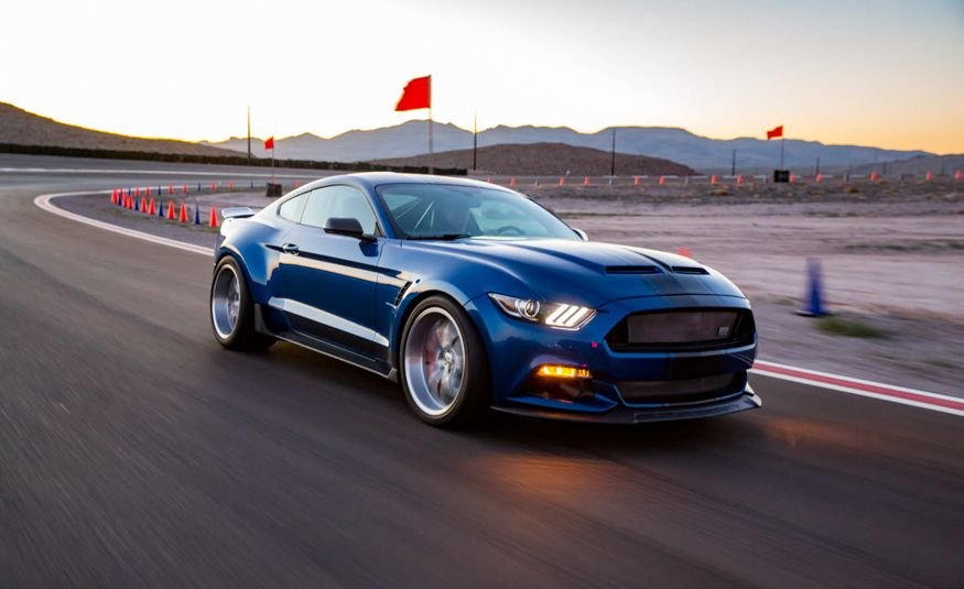 Shelby Super Snake concept - Slide 2