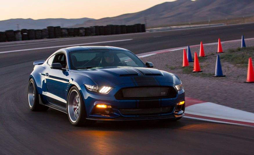 Shelby Super Snake concept - Slide 4