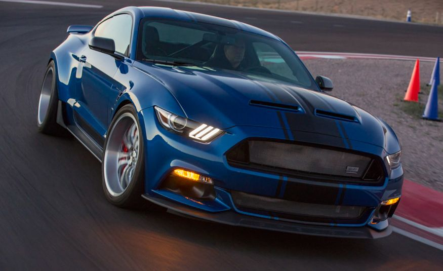 Shelby Super Snake concept - Slide 5