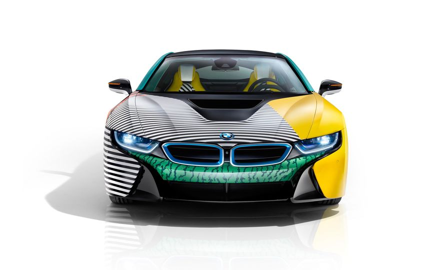 BMW i MemphisStyle Edition - Slide 1