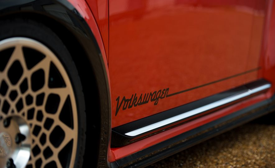 Euro Bash: Volkswagen Whips Together Five Distractingly Cool Concepts - Slide 5