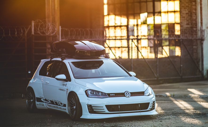 Euro Bash: Volkswagen Whips Together Five Distractingly Cool Concepts - Slide 9