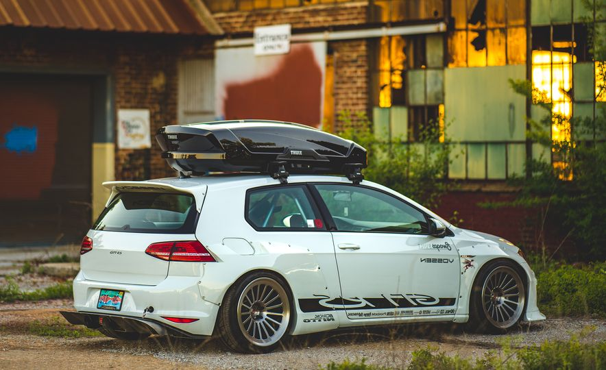 Euro Bash: Volkswagen Whips Together Five Distractingly Cool Concepts - Slide 11