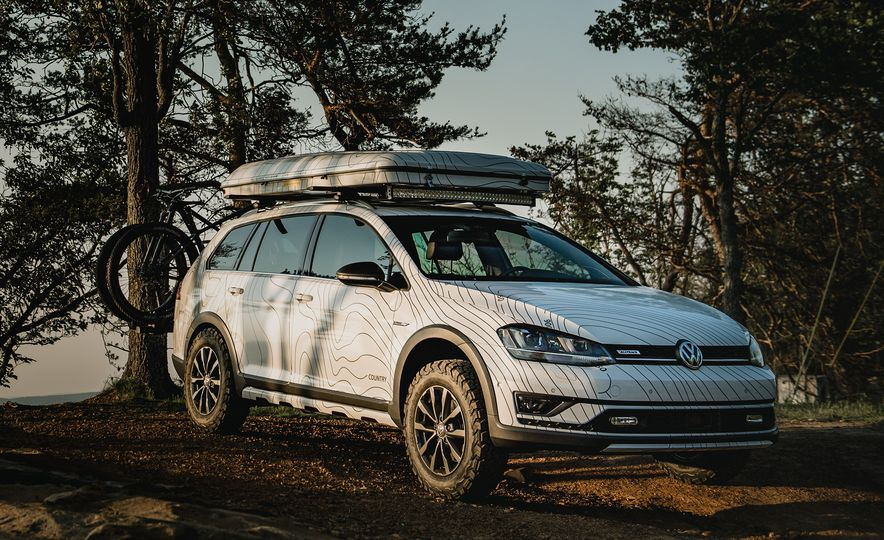 Euro Bash: Volkswagen Whips Together Five Distractingly Cool Concepts - Slide 18