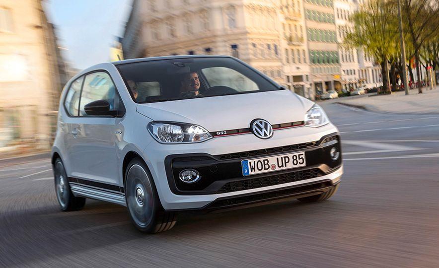 Volkswagen Up! GTI - Slide 1
