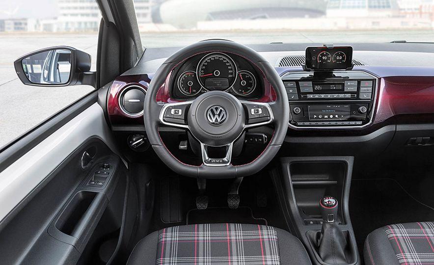 Volkswagen Up! GTI - Slide 5