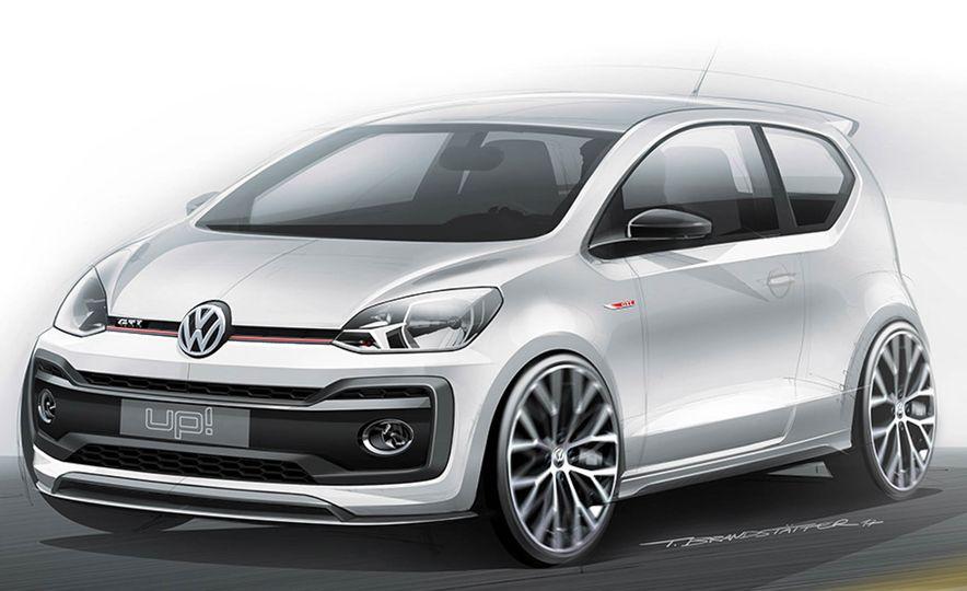 Volkswagen Up! GTI - Slide 6