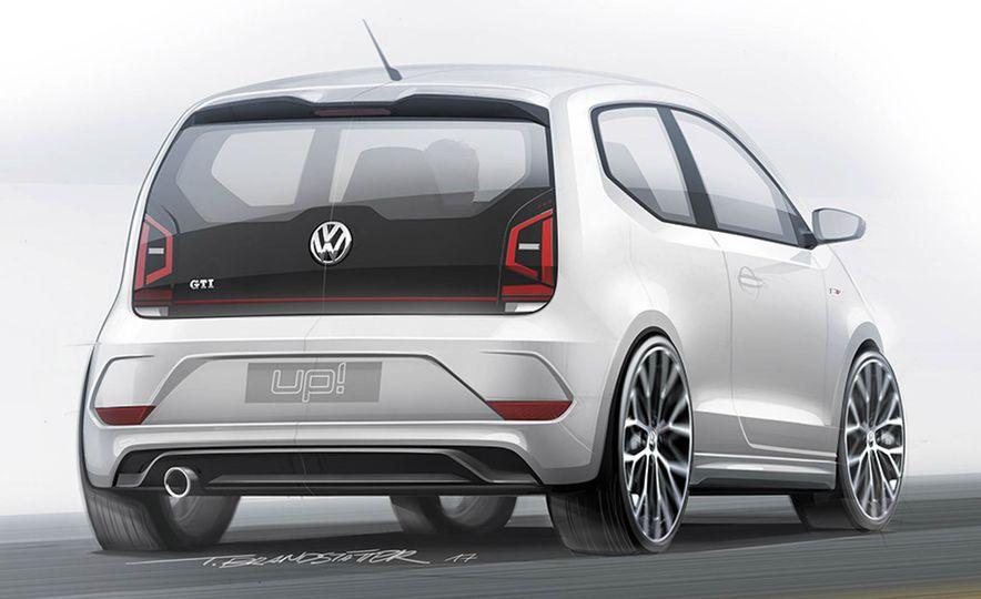 Volkswagen Up! GTI - Slide 7