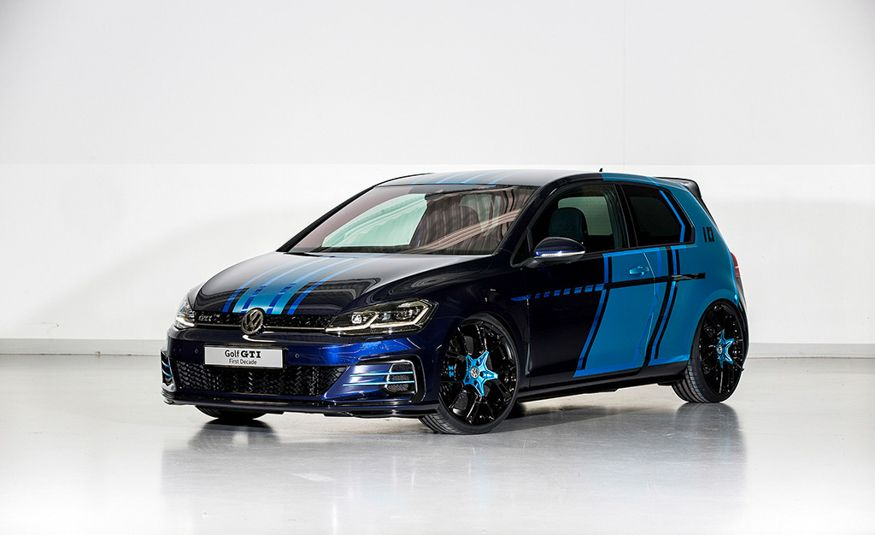 Wörthersee Sauce: Volkswagen Shows Off Hybrid, All-Wheel-Drive GTI at Annual Car Meet - Slide 2