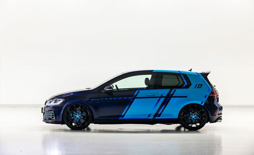 Wörthersee Sauce: Volkswagen Shows Off Hybrid, All-Wheel-Drive GTI at Annual Car Meet - Slide 3