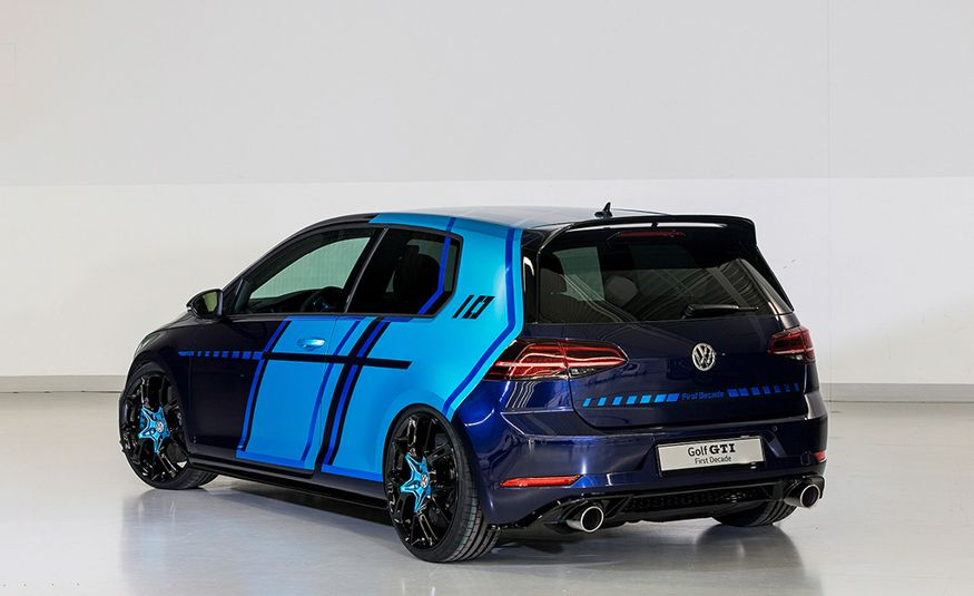Wörthersee Sauce: Volkswagen Shows Off Hybrid, All-Wheel-Drive GTI at Annual Car Meet - Slide 4
